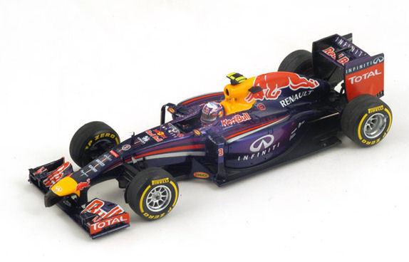 Red Bull RB10 D. Ricciardo 2014 nd (DSQ) Australian Gp 1 43 Model S3086