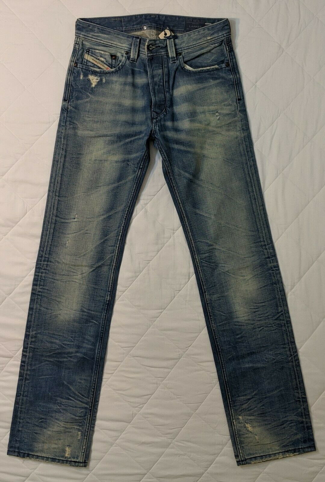 NEW MENS DIESEL LARKEE 008F5 WAIST 28 LENGTH 32 JEANS