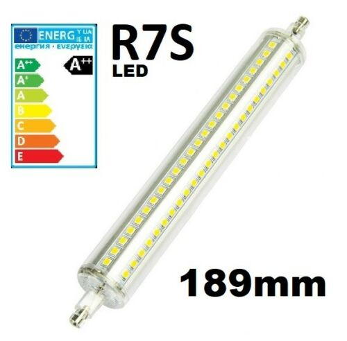 R7S 189mm Linear LED Floodlight Tube Lamp Cool Warm White Lights Bulbs J189 240V