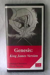 Book Of Genesis Audio