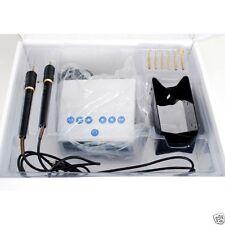 Dental lab digital electric wax heater carving pen 2 pencils 6 tips pot Box