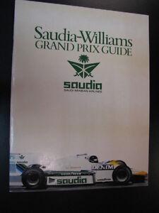 Brochure-Saudia-Williams-Grand-Prix-Guide-1984-Engels