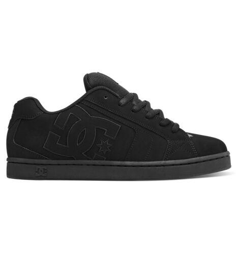 Trainers Shoes 42 Dc Black uk Net 8 Eur wtvvq