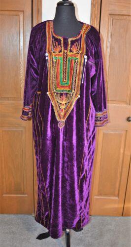 Women's Hand Made African Ceremonial Dress Kaftan