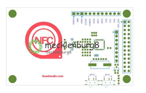 PN532 NFC Development Board RFID Card Readers Module 13.56MHz 3.3V For Arduino