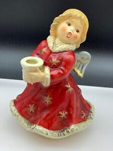Goebel-Figurine-42-328-15-Angel-Candle-Holders-6-5-16in-1-Choice-Top-Zustand