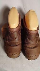 näyttää hyvältä kengät myynti hyvä myynti luotettava laatu Details about Merrell Jungle Quilted Slide, Brown Leather Mules/Shoes,  Womens 7