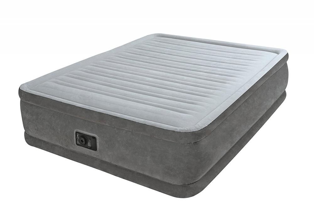 Materasso Gonfiabile Intex Comfort Plush Elevated  152x203x46 cm