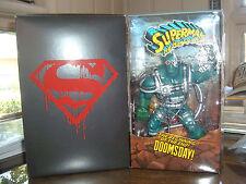 "SUPERMAN ""MAN OF STEEL"" SDCC EXCLUSIVE 9"" DOOMSDAY SIGNATURE FIGURE!  MIP!"