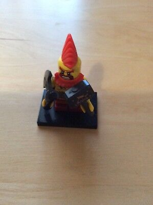 Elf Girl 71018-15 COL300 R807 LEGO Collectable Mini Figure Series 17