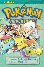 Pokémon Adventures, Vol. 6 (2nd Edition) by Hidenori Kusaka (2010, Paperback)