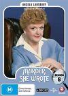 Murder, She Wrote : Season 8 (DVD, 2015, 6-Disc Set)