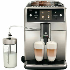 Artikelbild SAECO SM7683/10 Kaffeevollautomat 1.7 Liter Wassertank 15 bar Schwarz Edelstahl