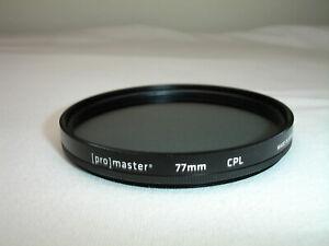 ProMaster 37mm Circular Polarizer Filter
