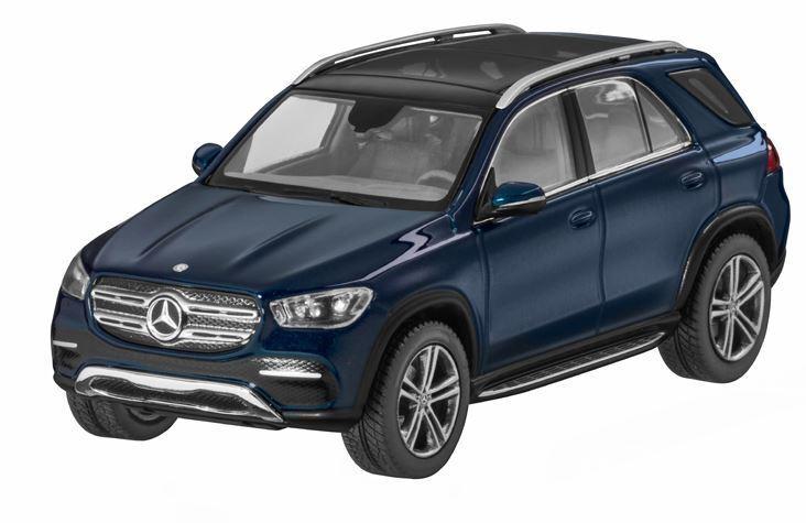 Mercedes Benz V 167 - Neuer GLE SUV 2019 Canvasitblue 1 43 Neu OVP