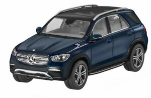 Mercedes-Benz-V-167-Derniere-Gle-Tous-Terrains-2019-Canvasitblau-1-43-Neuf-Ovp
