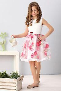 (Nr.0tn4) Blumenmädchen Kleid, Festkleid, MÄDCHENKLEID ...