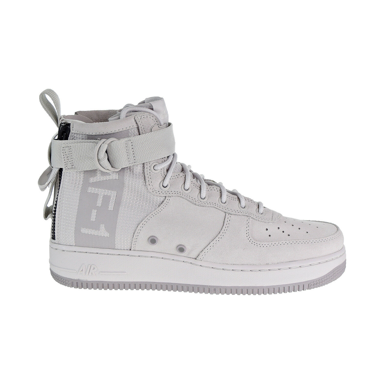 Nike SF Air Force 1 Mid 17 Men's Shoes Vast Grey/Atmosphere Grey AJ9502-001