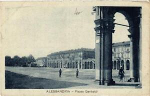 CPA-Alessandria-Piazza-Garibaldi-ITALY-542554