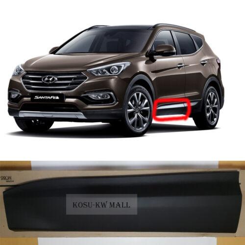 Genuine OEM Front Door Side Molding LH 877212W000CA For Hyundai Santa Fe 13-17