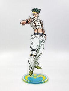 JoJo's Bizarre Adventure Rohan Kishibe Acrylic Stand Figure