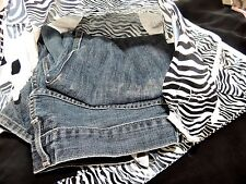 100 Zebra Plastic11x21 T Shirt Bags Wholesale Animal Whandle Retail Gift Bags