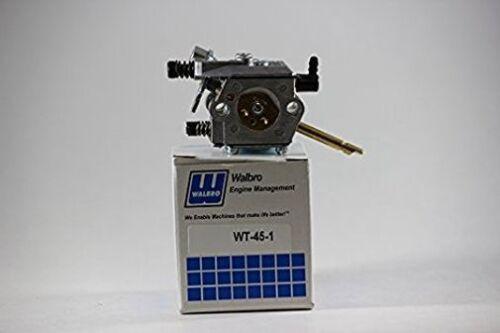 FS66 Walboro Carburetor WT-45-1 Fits Sthil FS48 FS52 FS81 FS10 Trimmer