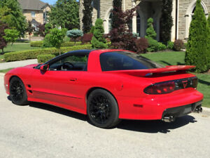 1999 Trans AM WS6 modified