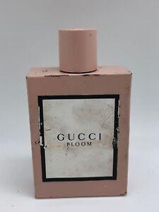 Gucci Bloom Eau De Parfum Spray 100 Ml 33 Fl Oz Nwob Scratched Ebay