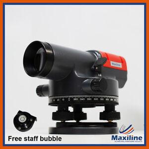 Maxiline-32-X-Magnification-Automatic-Dumpy-Level-Builder-039-s-Level