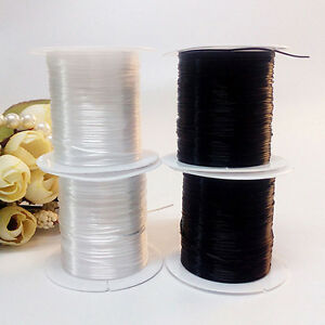 10M-Clear-Nylon-Beading-Wire-Thread-Stretching-Fishing-Cord-Thread-Hanging-1MM