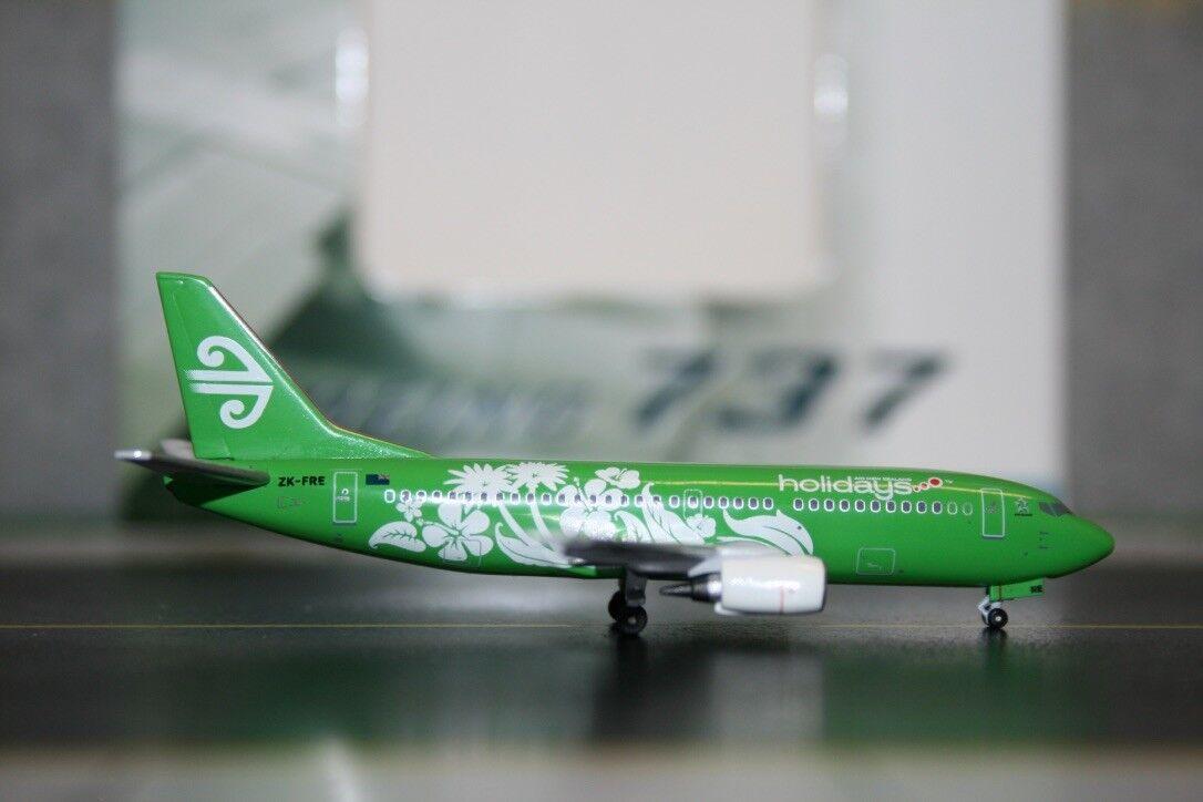 elige tu favorito Aeroclassics 1 400 Air New New New Zealand Boeing 737-300 Zk-FRE  Libertad  (aczknar)  precios mas baratos