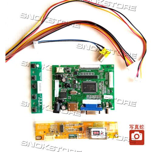 HDMI+VGA+2AV LCD LVDS CONTROLLER BOARD VS-TY2662-V1 FOR LOTS LCD PANEL DRIVER