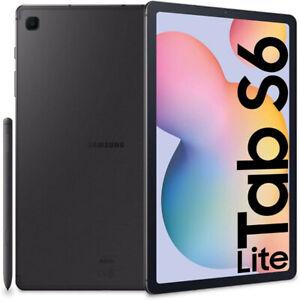 "Samsung Galaxy Tab S6 Lite 10.4"" SM-P615 64GB 4G LTE Unlocked GSM Global Tablet"