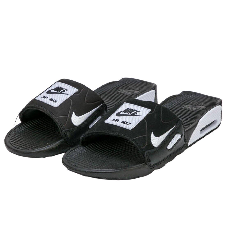 Nike Kawa Adjust Black White Mens