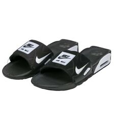 Acelerar Persistente sagrado  Nike Air Moray Mens Black Slide Sandals Size 14 for sale online   eBay