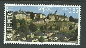 Luxembourg-2011-Sepac-Architecture-City-Tower-Sc-1323-MNH