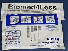 Philips Heartstart Smart Defibrillator Pads Ii Training Only