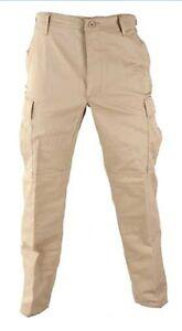 2019 DernièRe Conception Us Army Propper Bdu Pantalon Pants Pantalon Outdoor Trousers Kaki Large Long-afficher Le Titre D'origine