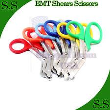 12 Emt Shears Scissors Bandage Paramedic Ems Supplies 725