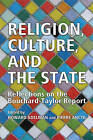 Religion, Culture and the State: Reflections on the Bouchard-Taylor Report by University of Toronto Press (Hardback, 2011)