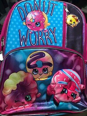 Bnwt Shopkins Bag Back Pack Rucksack