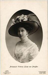 CPA-AK-Prinzessin-Viktoria-Luise-v-Preussen-GERMAN-ROYALTY-867851