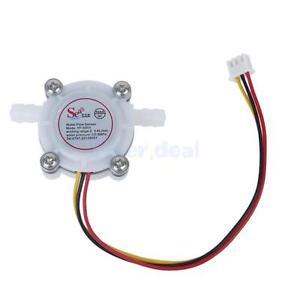 Wasser-Durchflusssensor-Flowmeter-Durchflussmesser-0-3-6L-min-Wasser-Flow-Sensor