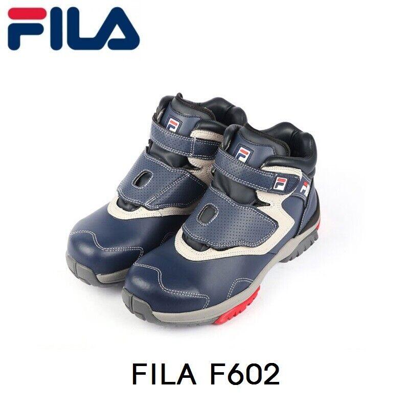 FIA nuevos zapatos de trabajo seguros F - 602 botas de trabajo dedos de acero de cremallera EE.UU.