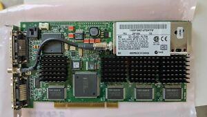 Matrox-Millenium-G200-MMS-G2-QUAD-PL-TVN-32MB-PCI-Quad-TV-Graphics-Card-25P1899