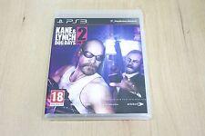 Kane & Lynch 2: Dog Days - Playstation 3 - PS3 UK Pal New Factory Sealed