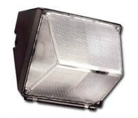 42 Watt Cfl Compact Fluorescent Security Wall Pack Light Fixture Door Location