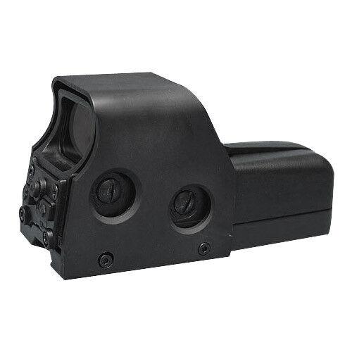 G &P 553 Táctico Tipo Punto Vista Airsoft Gun Aeg Rifle Tiro Caza Negro