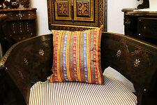 Kissenbezug,Kissenhülle,Orientalische Dekokissen,Damast aus Damaskunst,Syrien